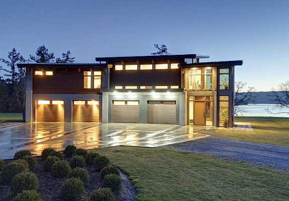 West Saanich Custom Home in Victoria BC - 6
